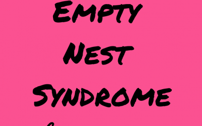 6 Steps to Survive (temporary) Empty Nest Syndrome